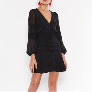 La Maison Talulah - Chaleur LS Mini Dress